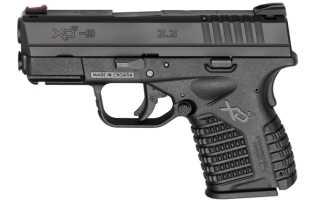 Пистолет Springfield Armory XD-S (США)
