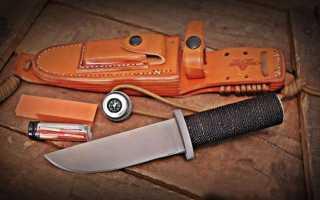 Нож для выживания и боевой нож. Критический взгляд