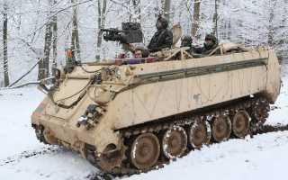 Бронетранспортёр M113A2 MK1J (Иордания) » Военные люди