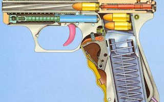 Пистолет Heckler & Koch P7M13 (Германия)
