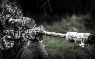 Приоритет целей для снайпера и метод ловли-на-живца
