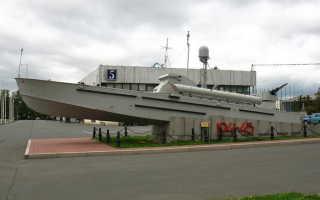 Торпедный катер проекта 123К (СССР)